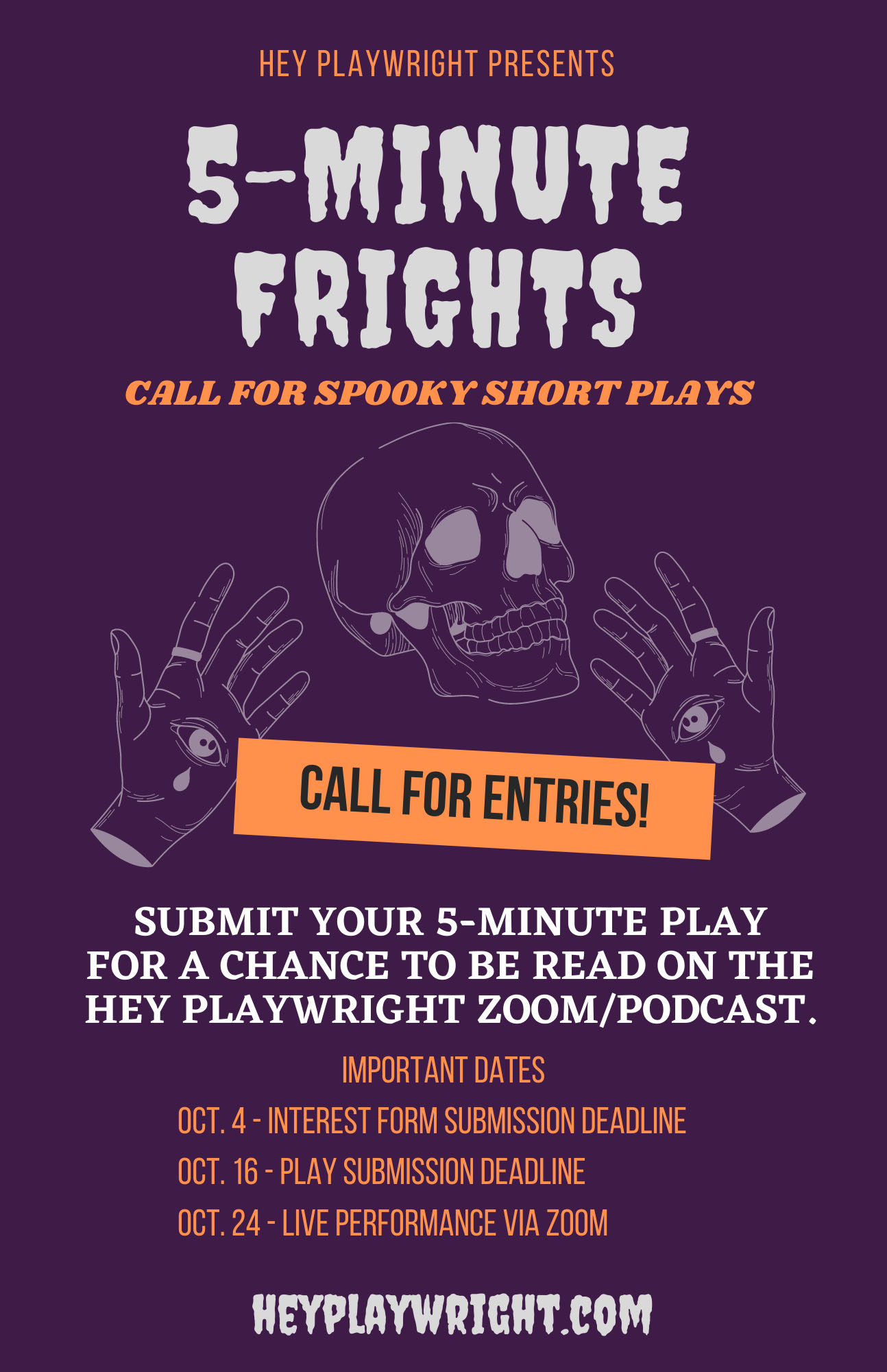 5 Minute Frights