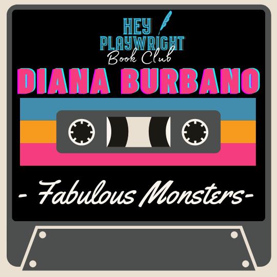 Hey Playwright talks with Diana Burbano