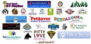 Dog Days Event Sponsor Collage