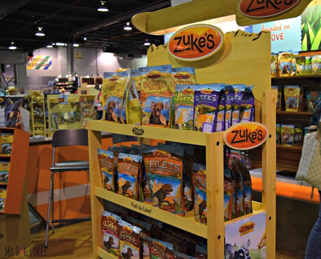 Zuke's at Backer's Total Pet Expo