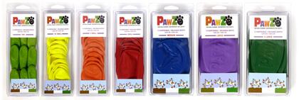 Pawz dog boot sizes