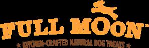 Full Moon Dog Treats Logo