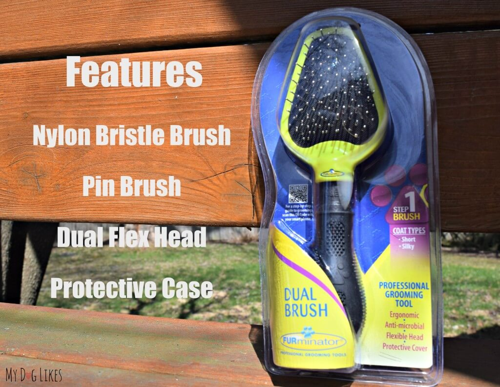 Dual Brush Features