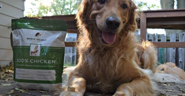 MyDogLikes reviews Brave Beagle's Chicken Liver Dog Treats