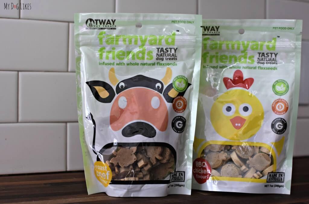 Farmyard Friends Dog Treat Review