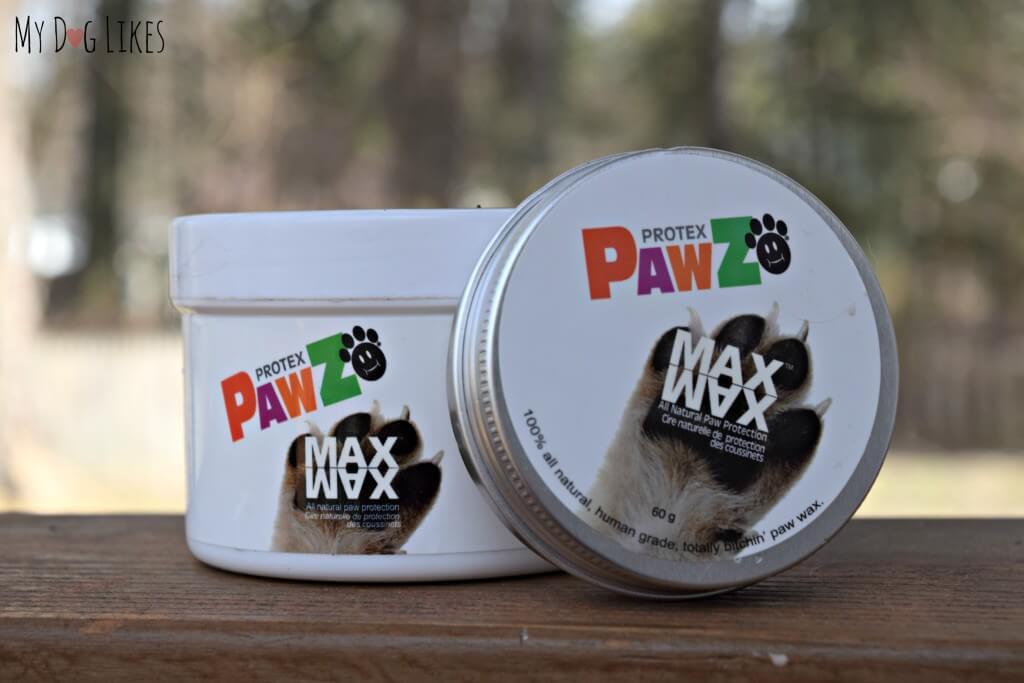 MyDogLikes Max Wax Paw Wax Review