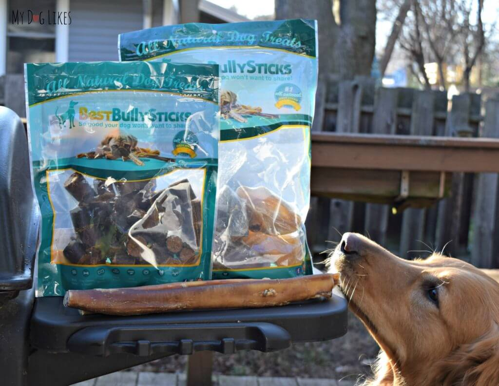 Single ingredient treats and chews from Best Bully Sticks