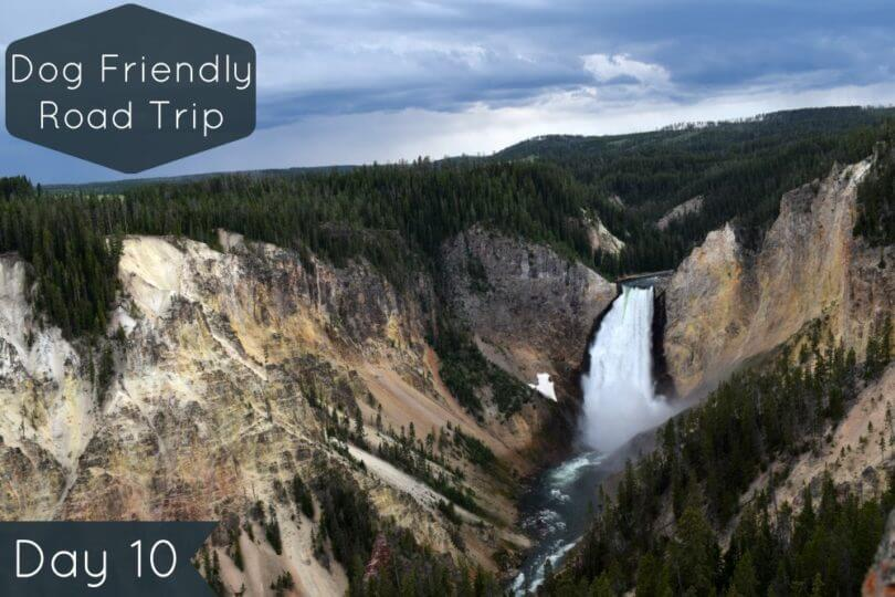 Road Trip Day 10 - Yellowstone National Park