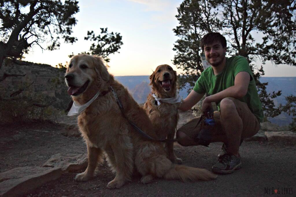 Visiting the Grand Canyon with Dogs