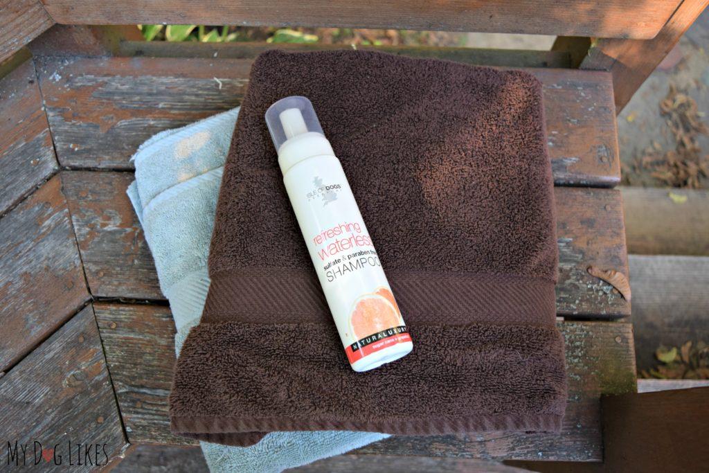 waterless-dog-shampoo