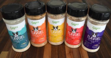 Basics FLAVORS food toppers review