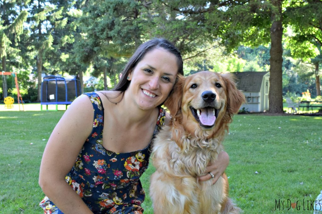 Rachael and Charlie now work as a Therapy Dog Team in a primary school