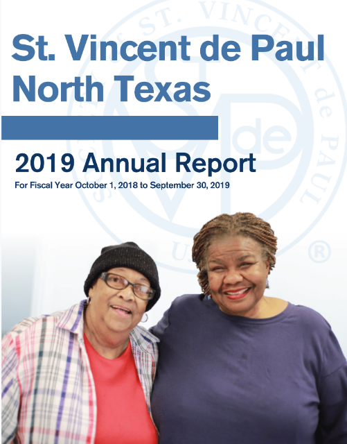 cover of 2019 annual report