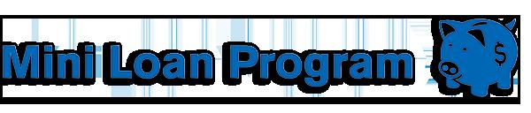 mini loan program logo