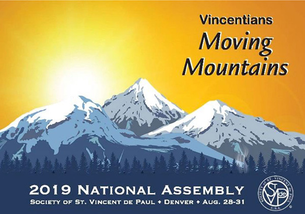 SVdP's Annual National Assembly: Vincentians Moving Mountains