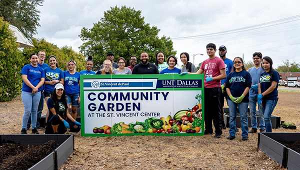 A Community Garden In the Heart of the Food Desert