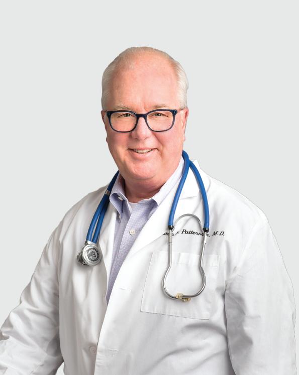 James K. Patterson, MD