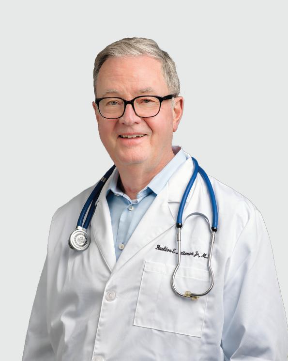 Rushton E. Patterson, MD