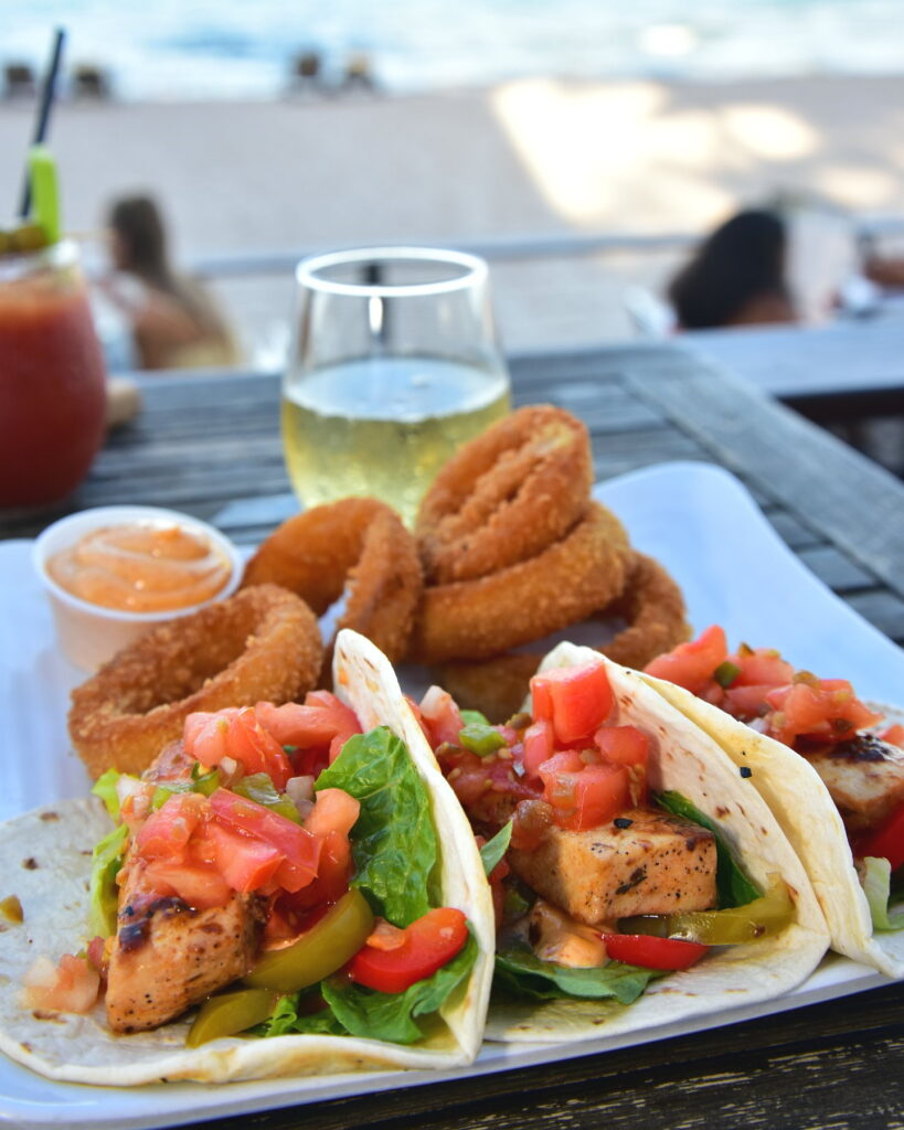 WICKET GOOD FISH TACOS