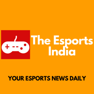The Esports India, a gaming and esports news website logo.