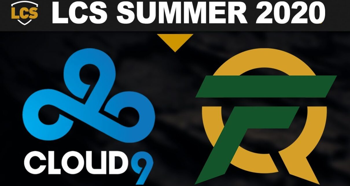 C9 vs FLY LCS Playoff Round 2