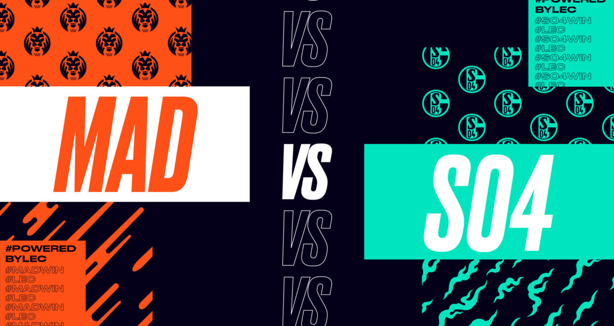 Banner for Mad Lions vs Schalke Esports LEC PLayoffs 2020