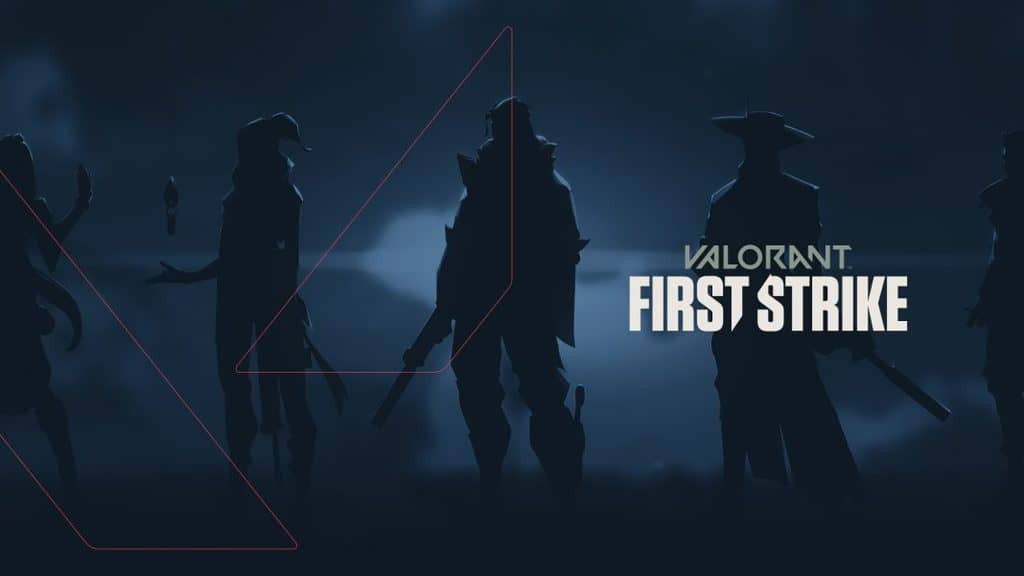 Riot Games Announce VALORANT First Strike Tournaments