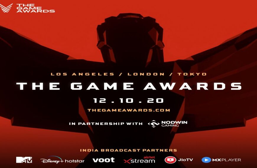 The Game Awards Expands Into Indian Streaming & Broadcast