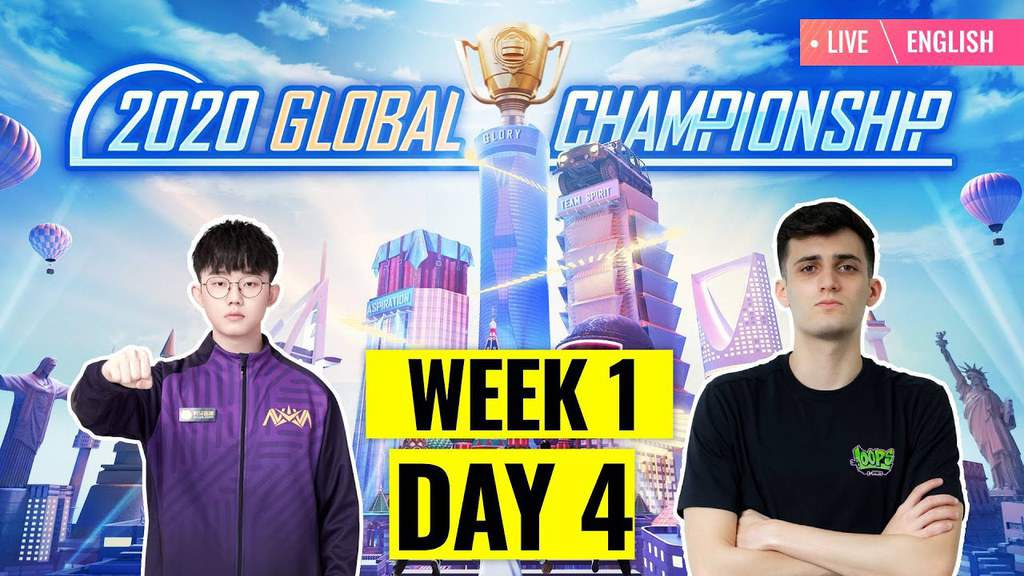 PMGC Day 4: SuperWeekend 1 Day 2 Overall Standings