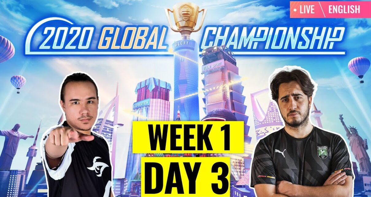 pmgc week 1 day 3 superweekend