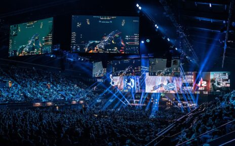 Rise of Esports in India.