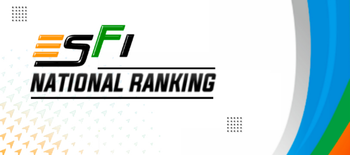 ESFI Introduces National Rankings for Indian Esports in 2021