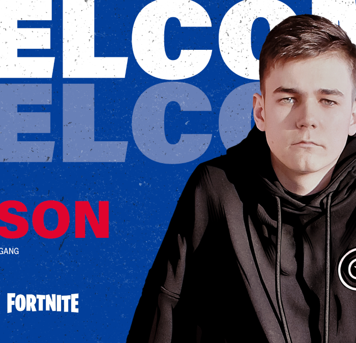 TaySon The Fortnite Star Signs For Guild Esports