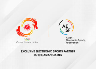 2022 Asian Games Esports Partner