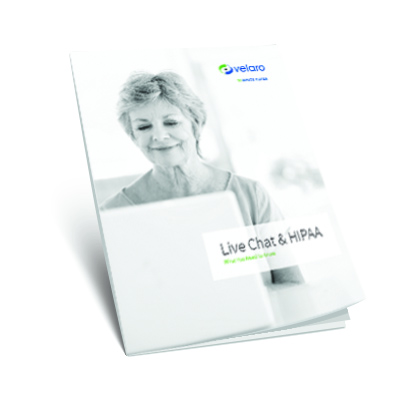 Live Chat & HIPAA Cover