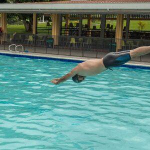 Santagueda natación