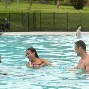 Santagueda piscina