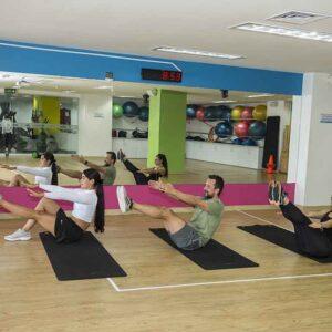 Gimnasio Confa pilates