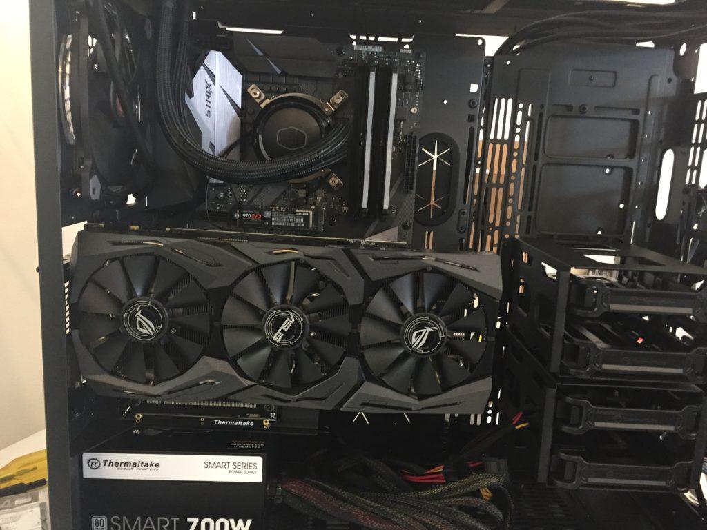 Custom RGB VR Build