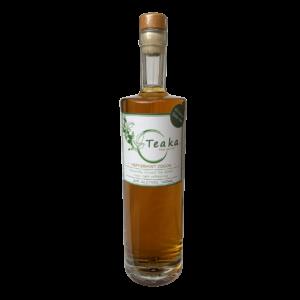 Teaka Peppermint Cocoa Tea Spirit - alcoholic tea spirit, low carb, low sugar