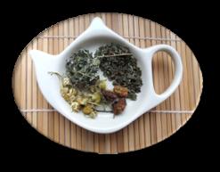 Teaka Tea Spirits - tea leaves