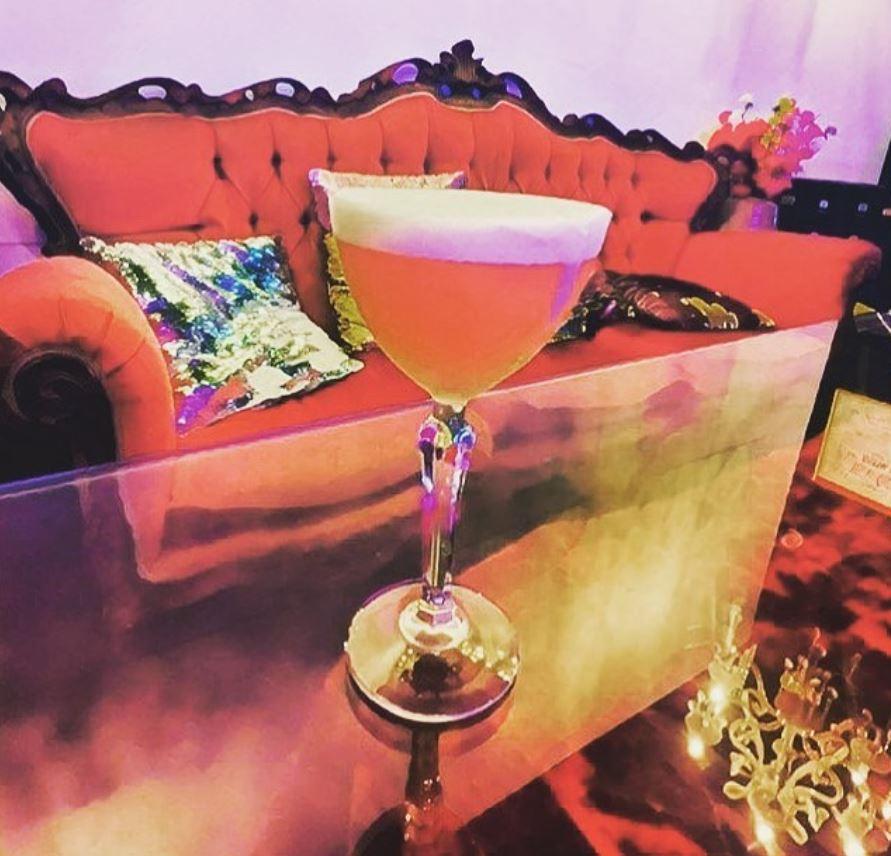 Calm Tease Tea Cocktail