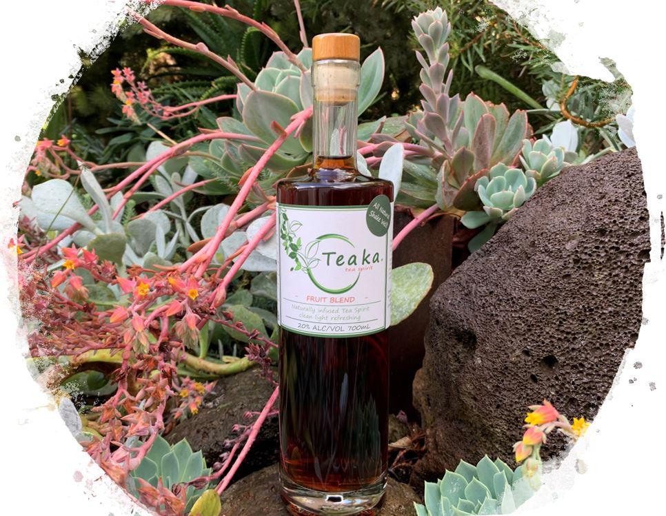 Teaka Fruit Blend Tea Spirit - alcoholic tea spirit