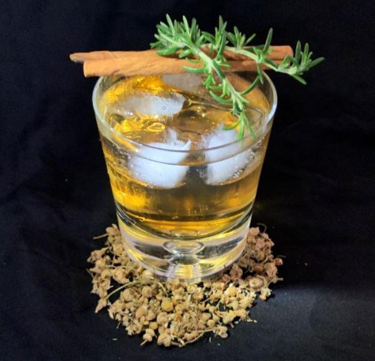 Teaka Camomile Spicy Tea Spritzer
