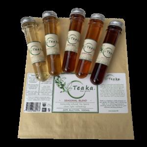 Tea Spirit Sample Pack - Blend of 5 Spirits