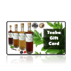 Teaka Gift Card