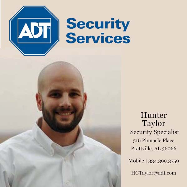 Hunter Pic with contact info