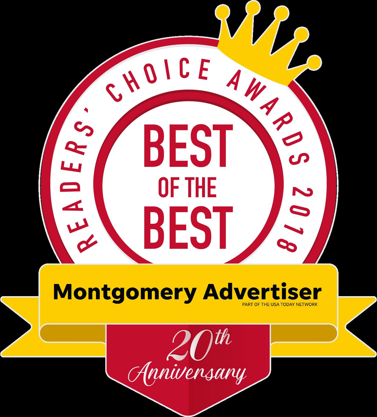 Best of the Best Winner Logo