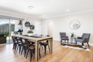 Interior - Dining Room