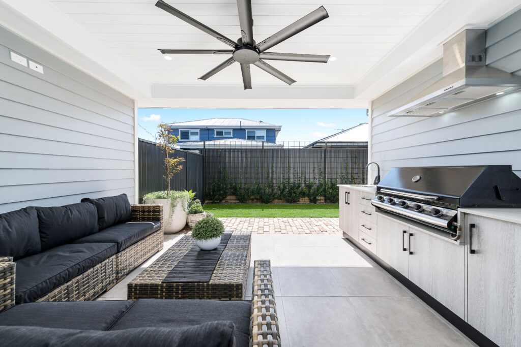 Exterior - Entertaining Area
